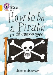 How to be a pirate book cover