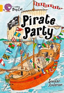 Pirate Party Book Cover