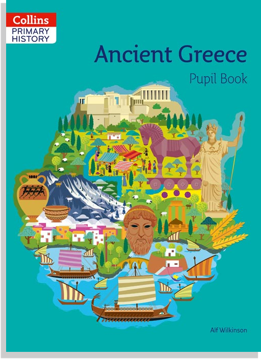 Collins Primary History Ancient Greece Pupil Book