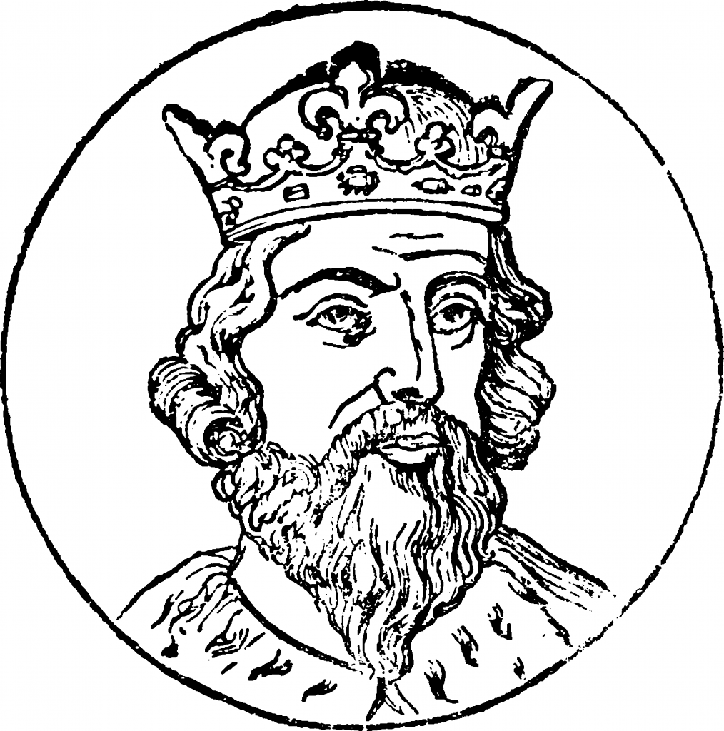 Alfred the Great, 849-899AD