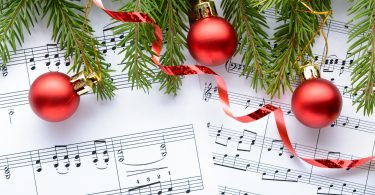 Christmas Music Sheets