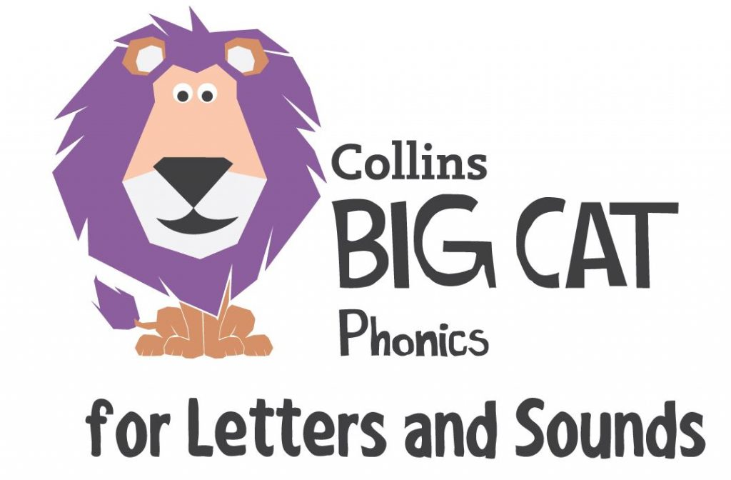 Collins Big Cat Phonics for Letters and Sounds logo