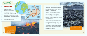 Case study from Volcanoes book