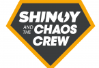 Shinoy and the Chaos Crew Logo